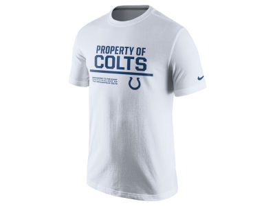 Indianapolis Colts Nike NFL Men's Property of T-Shirt