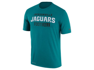 Jacksonville Jaguars Nike NFL Men's All FootbALL Legend T-Shirt