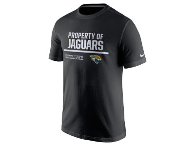 Jacksonville Jaguars Nike NFL Men's Property of T-Shirt