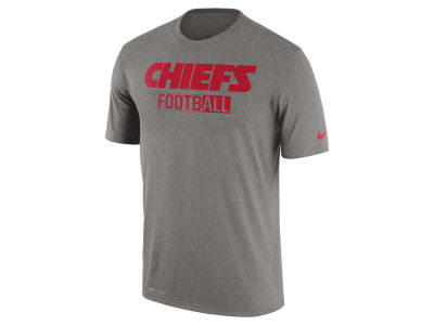 Kansas City Chiefs Nike NFL Men's All FootbALL Legend T-Shirt