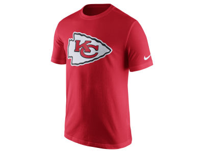 Kansas City Chiefs Nike NFL Men's Cotton Essential Logo T-Shirt