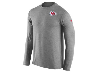 Kansas City Chiefs Nike NFL Mens Dri-Fit Touch Long Sleeve T-Shirt