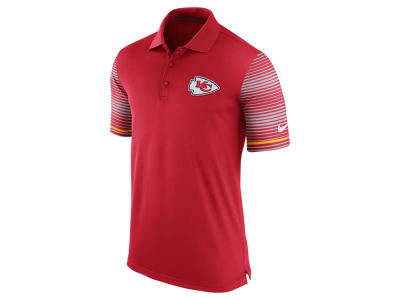 Kansas City Chiefs Nike NFL Mens Early Season Polo Shirt