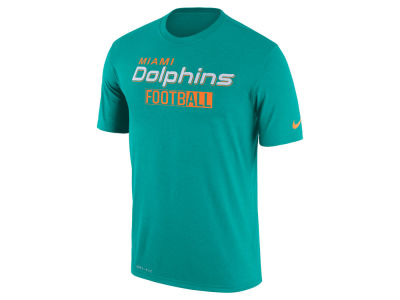 Miami Dolphins Nike NFL Men's All FootbALL Legend T-Shirt