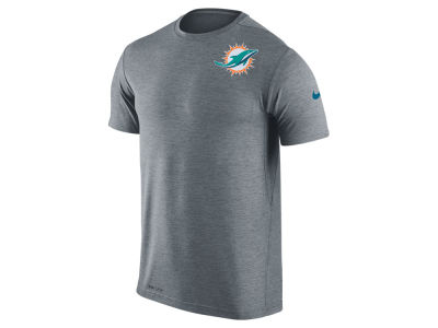 Miami Dolphins Nike NFL Mens Dri-Fit Touch T-Shirt