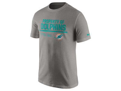 Miami Dolphins Nike NFL Men's Property of T-Shirt