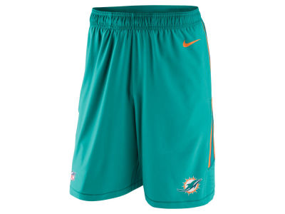 Miami Dolphins Nike NFL Mens Speed Vent Shorts