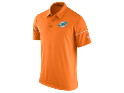 Miami Dolphins Nike NFL Mens Team Issue Polo Shirt