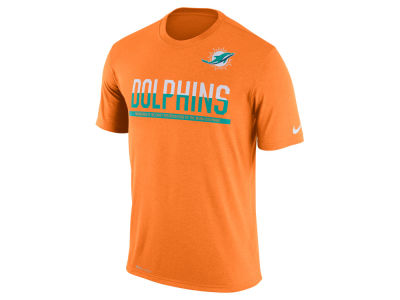 Miami Dolphins Nike NFL Men's Team Practice T-Shirt