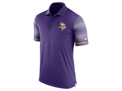 Minnesota Vikings Nike NFL Mens Early Season Polo Shirt