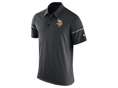 Minnesota Vikings Nike NFL Mens Team Issue Polo Shirt