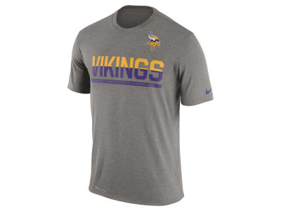 Minnesota Vikings Nike NFL Men's Team Practice T-Shirt
