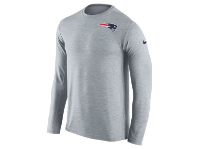 New England Patriots Nike NFL Mens Dri-Fit Touch Long Sleeve T-Shirt