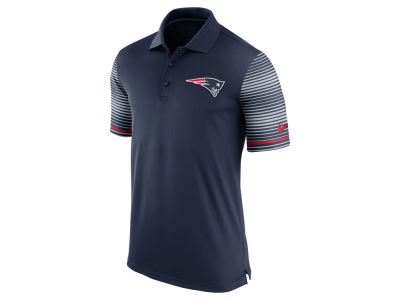 New England Patriots Nike NFL Mens Early Season Polo Shirt