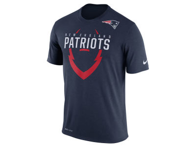 New England Patriots Nike NFL Men's Icon T-Shirt
