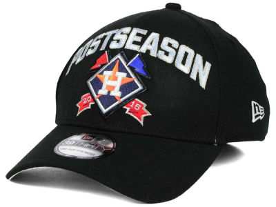 Houston Astros New Era 2015 MLB Post Season 39THIRTY Cap