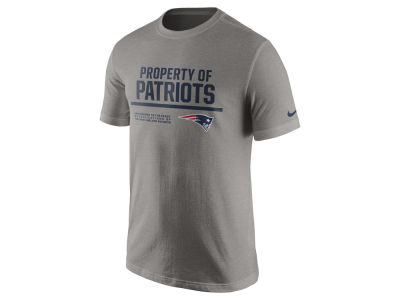 New England Patriots Nike NFL Men's Property of T-Shirt