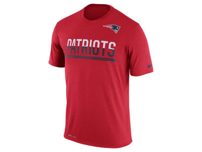 New England Patriots Nike NFL Men's Team Practice T-Shirt