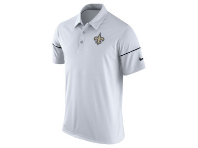 New Orleans Saints Nike NFL Mens Team Issue Polo Shirt
