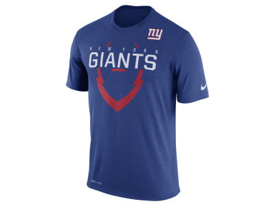 New York Giants Nike NFL Men's Icon T-Shirt