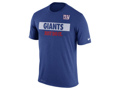 New York Giants Nike NFL Men's Just Do It T-Shirt