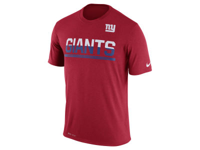New York Giants Nike NFL Men's Team Practice T-Shirt