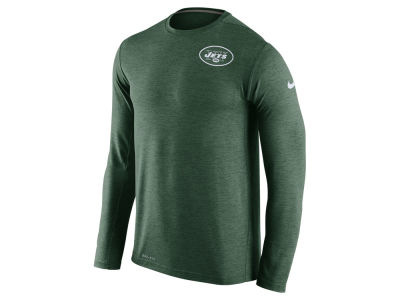 New York Jets Nike NFL Mens Dri-Fit Touch Long Sleeve T-Shirt