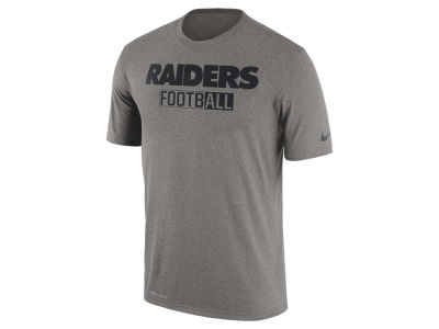 Oakland Raiders Nike NFL Men's All FootbALL Legend T-Shirt