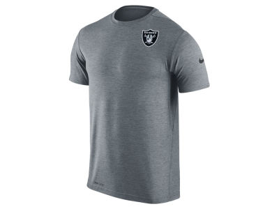 Oakland Raiders Nike NFL Mens Dri-Fit Touch T-Shirt