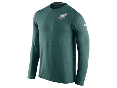 Philadelphia Eagles Nike NFL Mens Dri-Fit Touch Long Sleeve T-Shirt