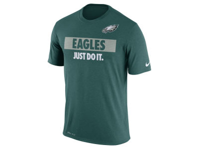 Philadelphia Eagles Nike NFL Men's Just Do It T-Shirt