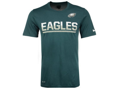 Philadelphia Eagles Nike NFL Men's Team Practice T-Shirt