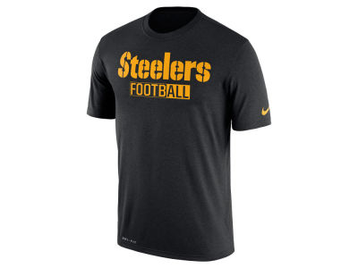 Pittsburgh Steelers Nike NFL Men's All FootbALL Legend T-Shirt