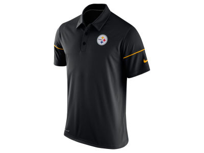 Pittsburgh Steelers Nike NFL Mens Team Issue Polo Shirt