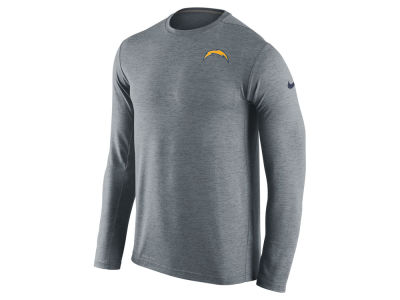 San Diego Chargers Nike NFL Mens Dri-Fit Touch Long Sleeve T-Shirt