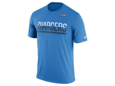 San Diego Chargers Nike NFL Men's Team Practice T-Shirt