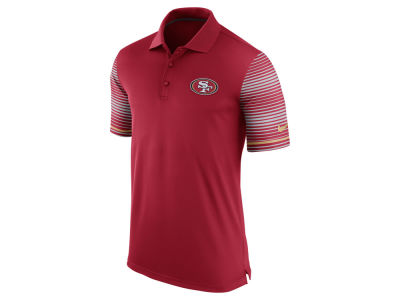 San Francisco 49ers Nike NFL Mens Early Season Polo Shirt