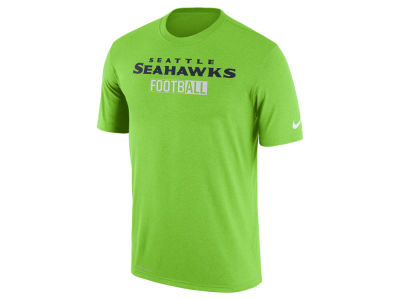 Seattle Seahawks Nike NFL Men's All FootbALL Legend T-Shirt