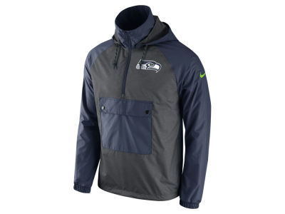 Seattle Seahawks Nike NFL Men's Anorak Pullover Jacket
