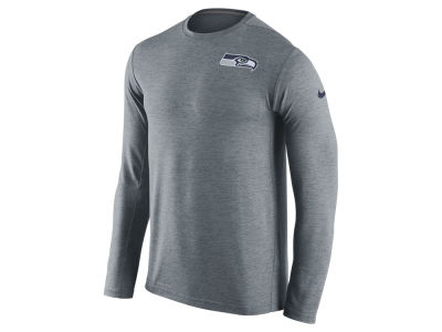 Seattle Seahawks Nike NFL Mens Dri-Fit Touch Long Sleeve T-Shirt