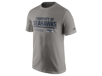 Seattle Seahawks Nike NFL Men's Property of T-Shirt