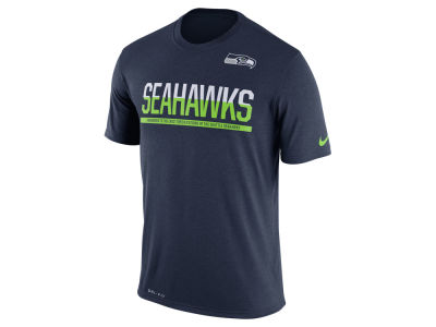 Seattle Seahawks Nike NFL Men's Team Practice T-Shirt