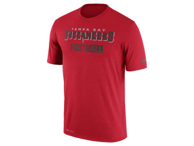 Tampa Bay Buccaneers Nike NFL Men's All FootbALL Legend T-Shirt
