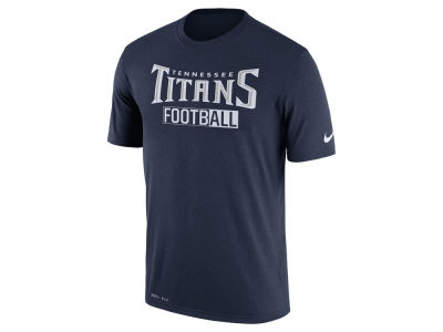 Tennessee Titans Nike NFL Men's All FootbALL Legend T-Shirt