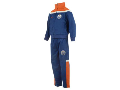 Edmonton Oilers NHL Youth Trainer Pant Set