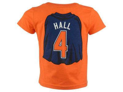 Edmonton Oilers Taylor Hall NHL CN Toddler Super Player T-Shirt
