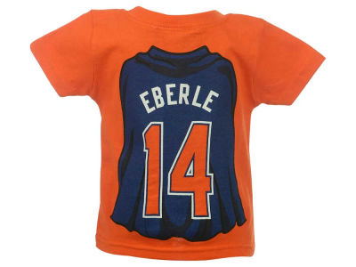 Edmonton Oilers Jordan Eberle Reebok NHL CN Infant Super Player T-Shirt