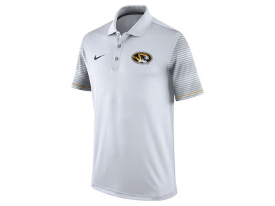 Missouri Tigers Nike NCAA Men's Early Season Coach Polo Shirt