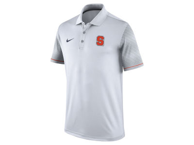 Syracuse Orange Nike NCAA Men's Early Season Coach Polo Shirt