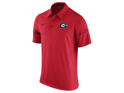 Georgia Bulldogs Nike NCAA Men's Team Issue Polo Shirt